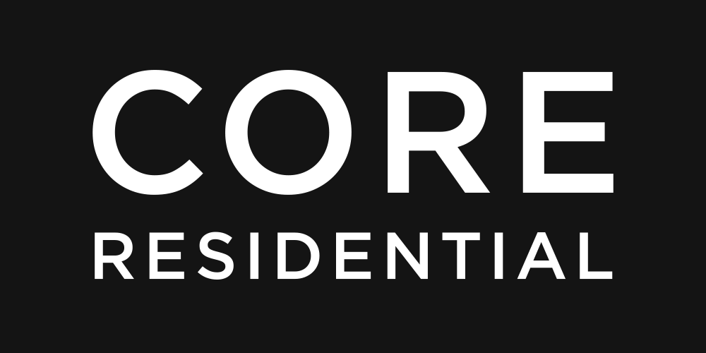 CORE RESIDENTIAL logo affordable housing