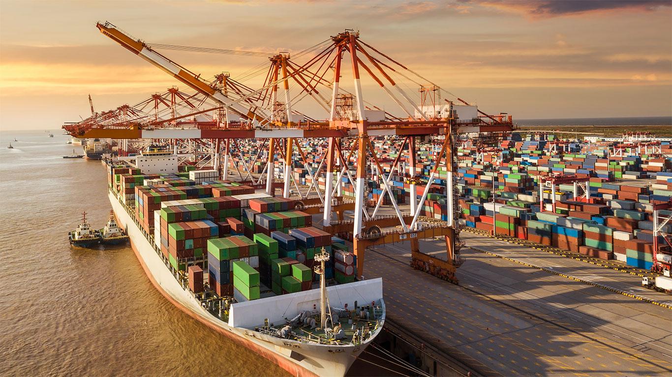 chalkhill infrastructure port uk dock finance